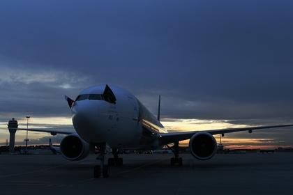 «Россия» объяснила сбой двигателя самолета со сборной Саудовской Аравии на борту