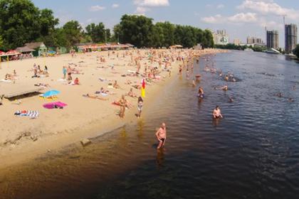 Украинские пляжи оказались опасными для здоровья
