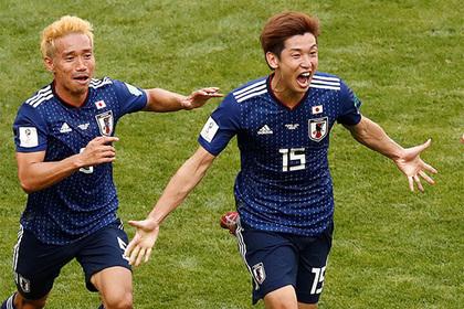Колумбия 1:2 Япония: события матча