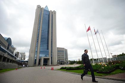 Лондон заморозил активы «Газпрома»