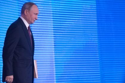 В России узнали о подготовке второго послания Путина