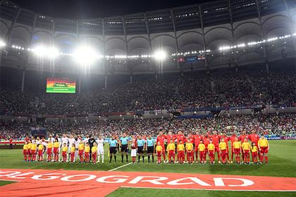 Сироту лишили права вывести футболистов наполе «Волгоград Арены»