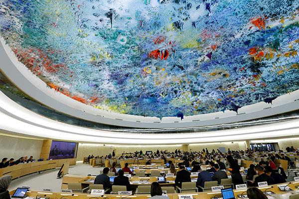 Совет по правам человек ООН