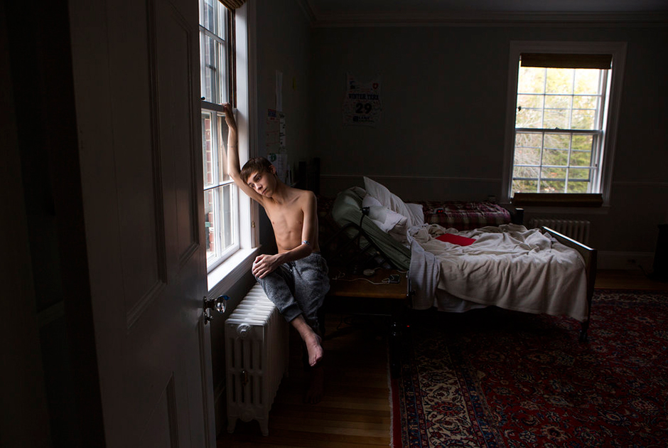Коди, 15 лет, город Портленд, штат Мэн