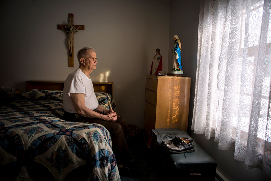 Пепере, 88 лет, город Джей, штат Мэн