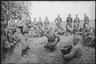 3-й гвардейский корпус. Гвардейцы на досуге. 2 июня 1942 года, Калининский фронт.