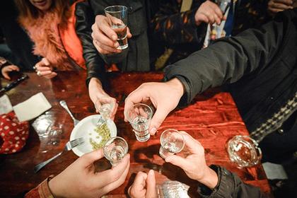 Названа безопасная доза алкоголя