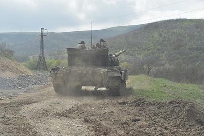 ВМинобороны Азербайджана сообщили оготовности к«освобождению» Карабаха