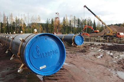Германский партнер «Газпрома» объявил обугрозе санкций «Северному потоку-2»