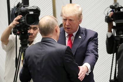 Стало известно о планах Трампа встретиться с Путиным