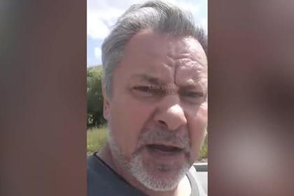 Россиянин влепил пощечину гаишнику за отказ от селфи и попал на видео
