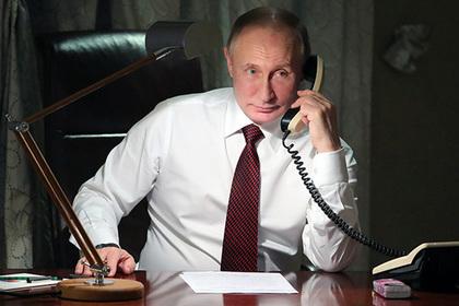 Порошенко и Путин созвонились