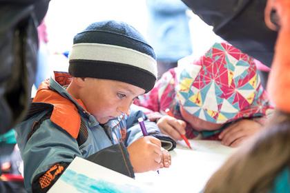 Для детей оленеводов откроют кочевой детский сад