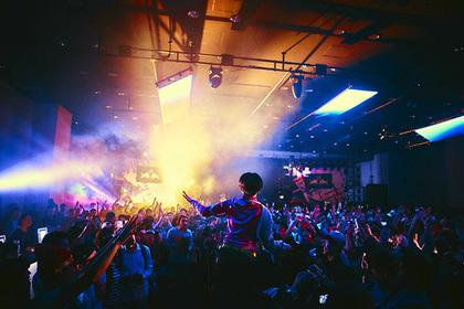 В Москве впервые пройдет Red Bull Music Festival