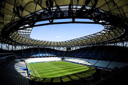 Ваниль спасет стадион в Волгограде от полчища мошек