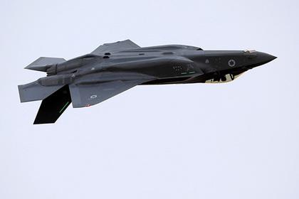 Турция получила от США первые F-35