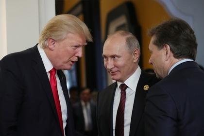 Трамп назвал дату встречи с Путиным
