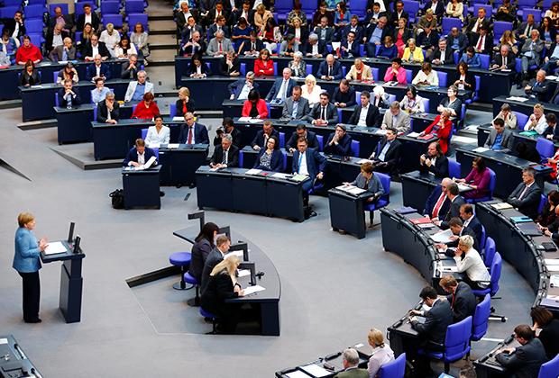 Политика Меркель вызывает недовольство в рядах ХДС/ХСС