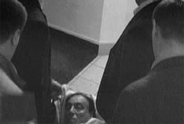 Аслан Усоян (Дед Хасан) после покушения