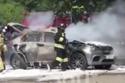 В Ставрополе Виктор и Вадим взорвали бизнесмена на BMW
