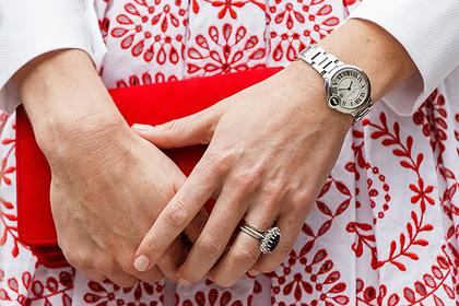 Выбрана оптимальная для ношения часов рука