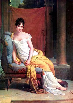 «Портрет мадам Рекамье»
