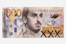 Златан Ибрагимович, лучший бомбардир в истории сборной Швеции, неплохо смотрелся бы на банкноте номиналом тысяча крон. В июле 2017 года он выложил в Instagram макет купюры со своим изображением. К большому огорчению болельщиков знаменитый футболист на официальной валюте страны не появился.
