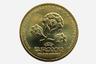 Реверс памятной монеты номиналом 1 гривна посвящен финальному турниру чемпионата Европы по футболу, который проводился на Украине и в Польше в 2012 году. Тираж монеты составлял 5 миллионов штук.