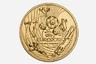 Банк Польши также выпустил серию памятных монет к Евро-2012. Монета номиналом 2 злотых изготовлена из медно-алюминиевого сплава, ее тираж составляет 100 тысяч штук. Монет достоинством 20 злотых отчеканили 35 тысяч штук.
