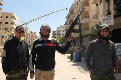 Сирийские боевики перешли на сторону Асада