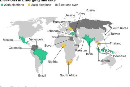 Bloomberg удалило карту с «нейтральным» Крымом после жалобы Украины