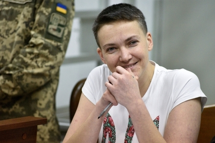 Савченко напророчила Украине проблемы