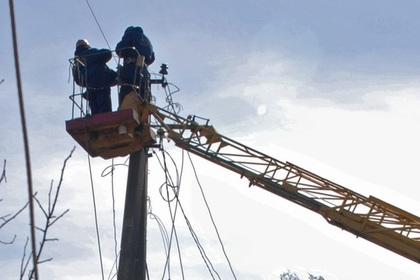 «Россети» полностью восстановили энергоснабжение в Барнауле