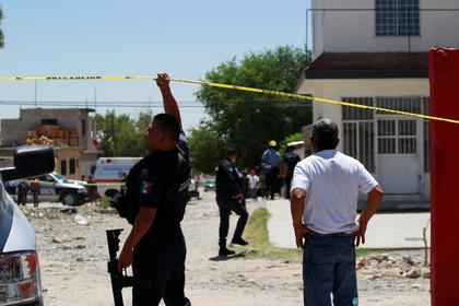 Шестерых мексиканцев расстреляли во время просмотра матча ЧМ