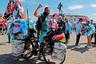 Аргентинец Матиас Амайя, доехавший до России на велосипеде за пять лет