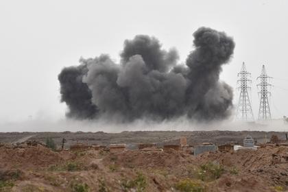 Российской авиации в Сирии нашли новую цель
