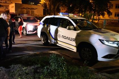 НаТроицкой взрывчатка была заложена вавто— милиция Одесщины