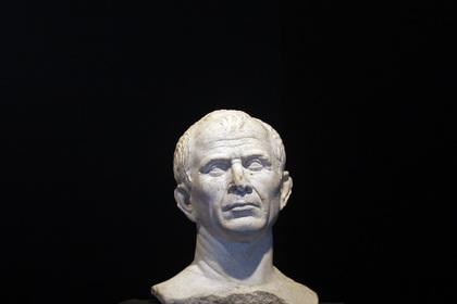 Уродство головы Цезаря проявилось при 3D-моделировании