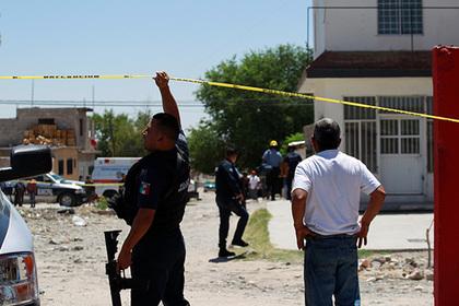 В Мексике арестована вся полиция города