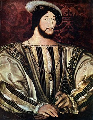 «Портрет Франциска I»