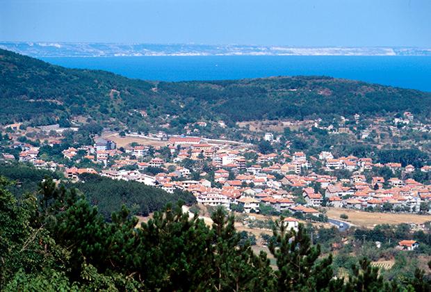 Варна - портовый город и курорт в Болгарии