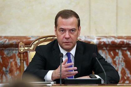 Кабмин при пенсионной реформе учитывает интересы работников— Медведев