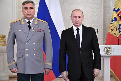 Александр Матовников и Владимир Путин