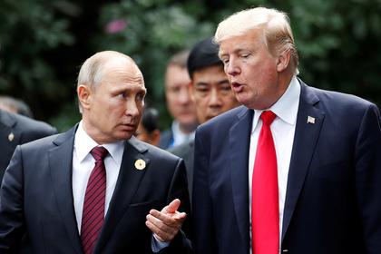 Названо новое место встречи Путина и Трампа