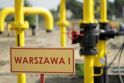 Польша решила пересесть нагаз изсоедененных штатов