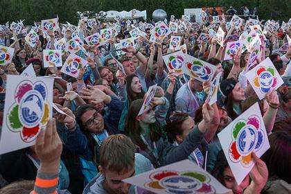 Путин призвал молодежь к смелым решениям