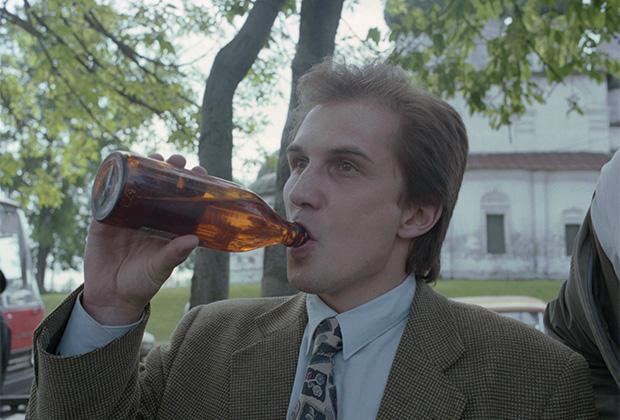 Генеральный секретарь Партии любителей пива Константин Калачев