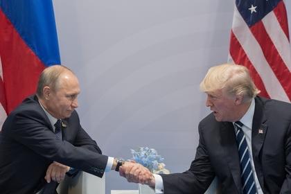 Трамп пообещал встретиться с Путиным