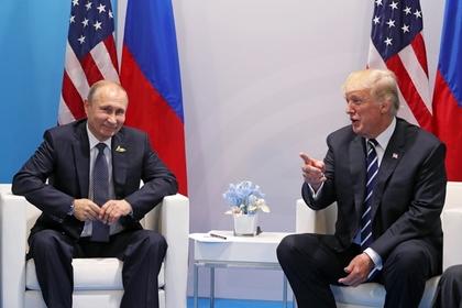 Названы темы для обсуждения на встрече Путина и Трампа