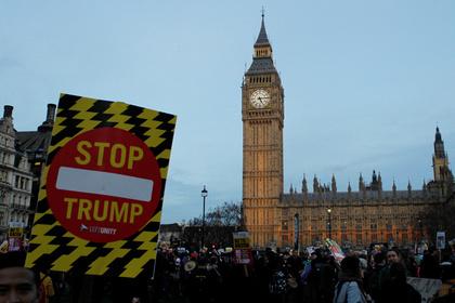 В Лондоне испугались предстоящих переговоров Путина и Трампа